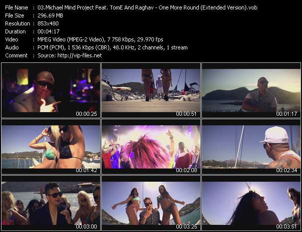 Michael Mind Project Feat. TomE And Raghav video screenshot