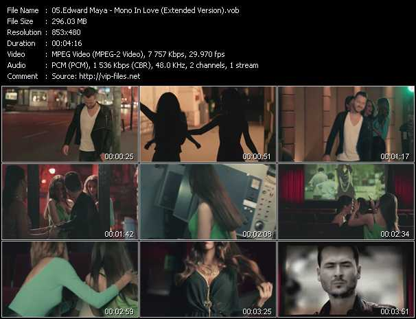 Edward Maya video screenshot