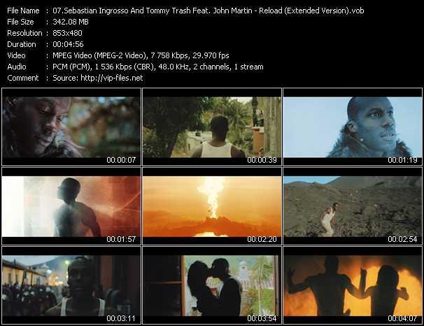 Sebastian Ingrosso And Tommy Trash Feat. John Martin video screenshot