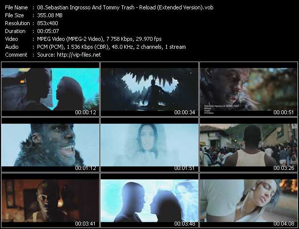 Sebastian Ingrosso And Tommy Trash video screenshot
