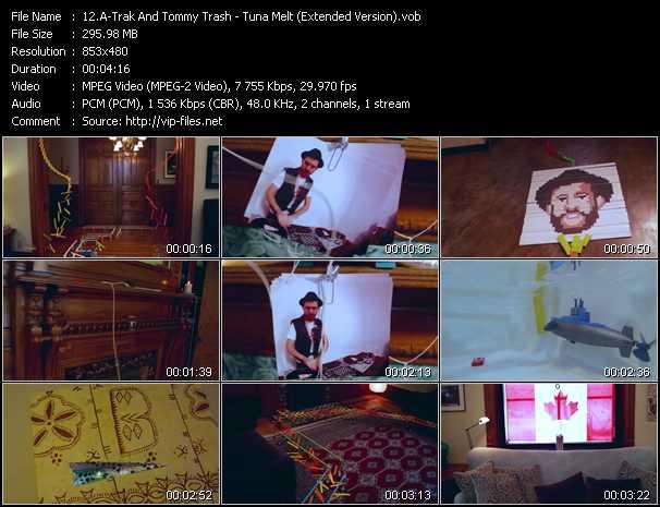 A-Trak And Tommy Trash video screenshot