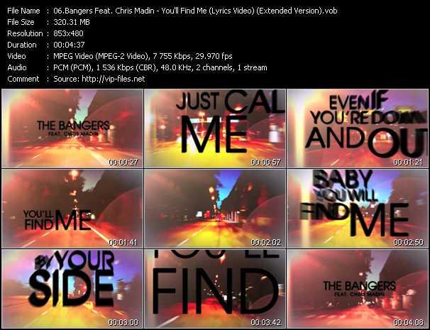 Bangers Feat. Chris Madin video screenshot