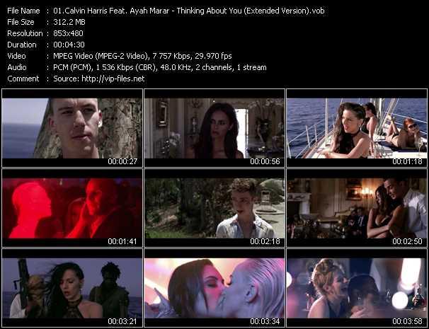 Calvin Harris Feat. Ayah Marar video screenshot