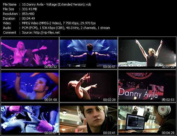 Danny Avila video screenshot