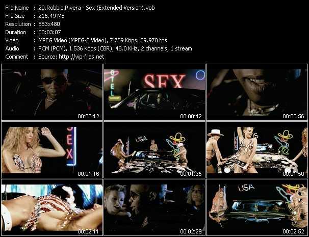 Robbie Rivera video screenshot