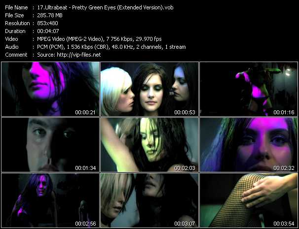 Ultrabeat video screenshot