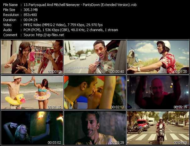 Partysquad And Mitchell Niemeyer video screenshot