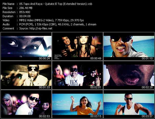 Tapo And Raya video screenshot