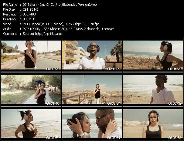 Bakun video screenshot
