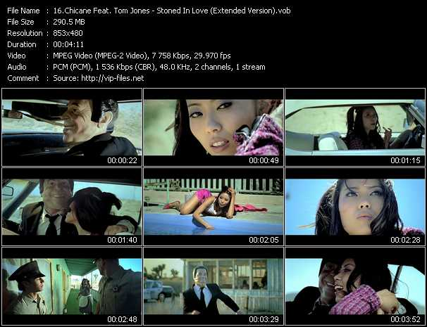 Chicane Feat. Tom Jones video screenshot