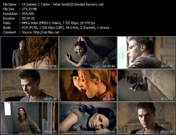 Damien J. Carter video screenshot