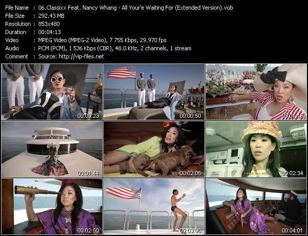 Classixx Feat. Nancy Whang video screenshot