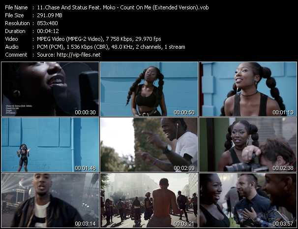 Chase And Status Feat. Moko video screenshot