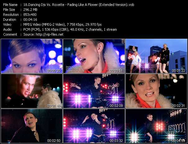 Dancing Djs Vs. Roxette video screenshot