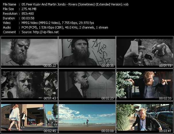 Peer Kusiv And Martin Jondo video screenshot