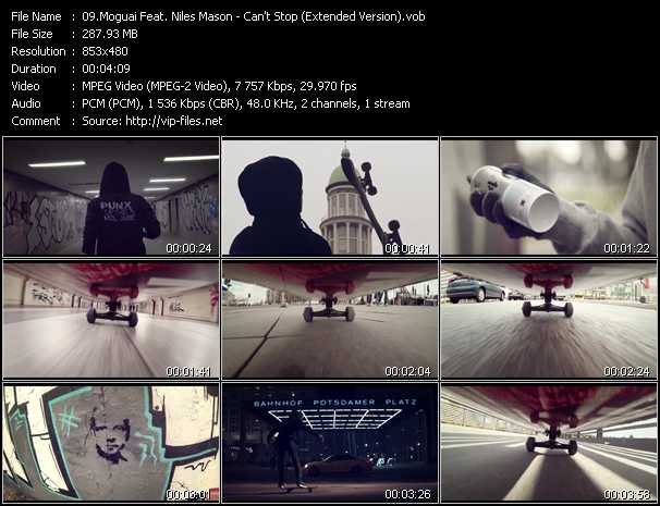 Moguai Feat. Niles Mason video screenshot