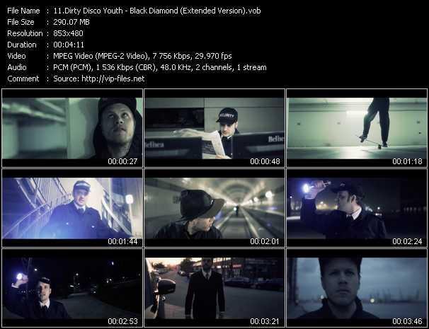 Dirty Disco Youth video screenshot