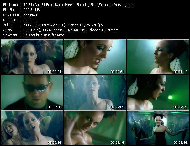 Flip And Fill Feat. Karen Parry video screenshot