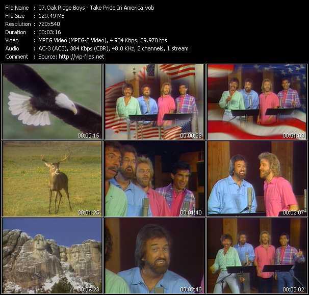 Oak Ridge Boys video screenshot