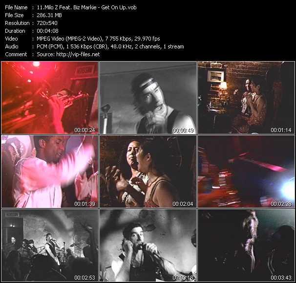 Milo Z Feat. Biz Markie video screenshot