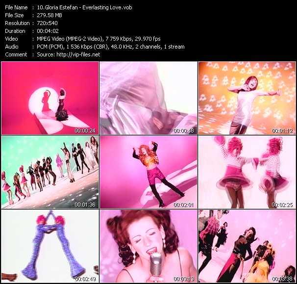 video Everlasting Love screen