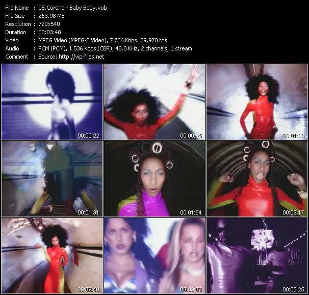 Corona video screenshot