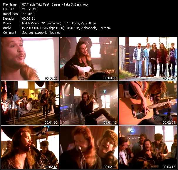 Travis Tritt Feat. Eagles video screenshot