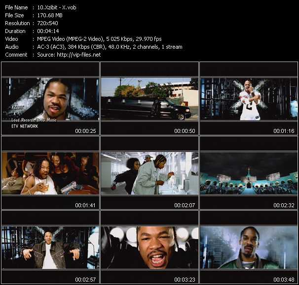 Xzibit video screenshot
