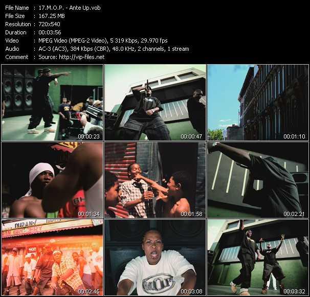 M.O.P. video screenshot