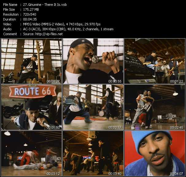 Ginuwine video screenshot