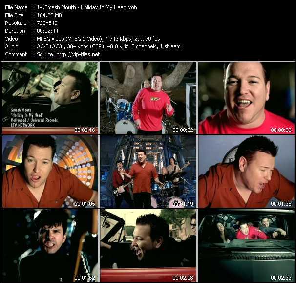 Smash Mouth video screenshot