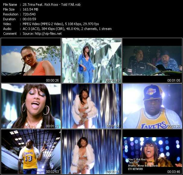 Trina Feat. Rick Ross video screenshot