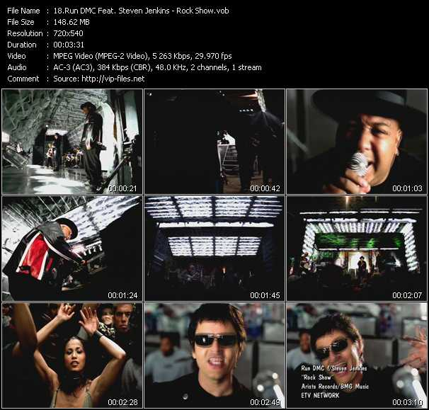 Run DMC Feat. Steven Jenkins video screenshot