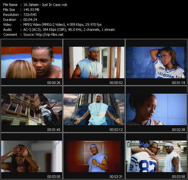 Jaheim video screenshot