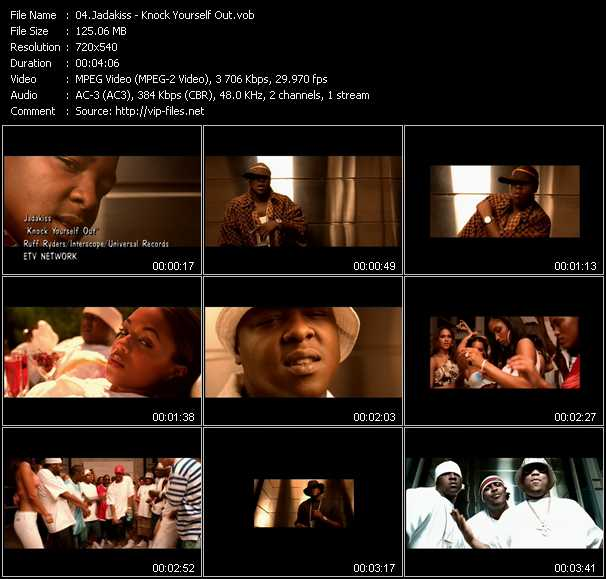 Jadakiss video screenshot