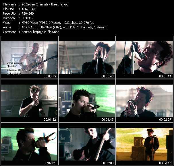 Seven Channels video screenshot