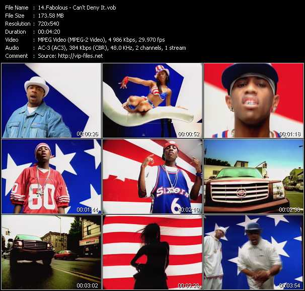Fabolous video screenshot