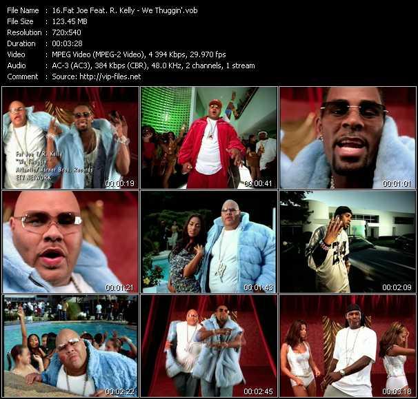 Fat Joe Feat. R. Kelly video screenshot