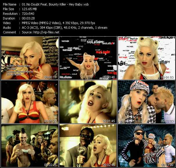 No Doubt Feat. Bounty Killer video screenshot