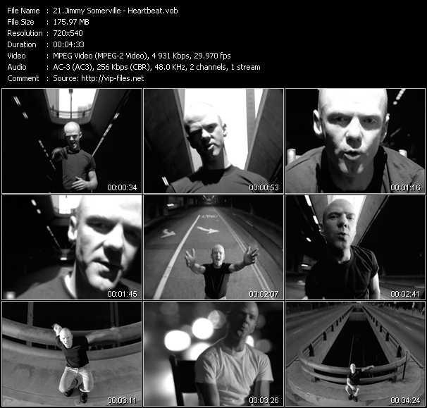 Jimmy Somerville video screenshot