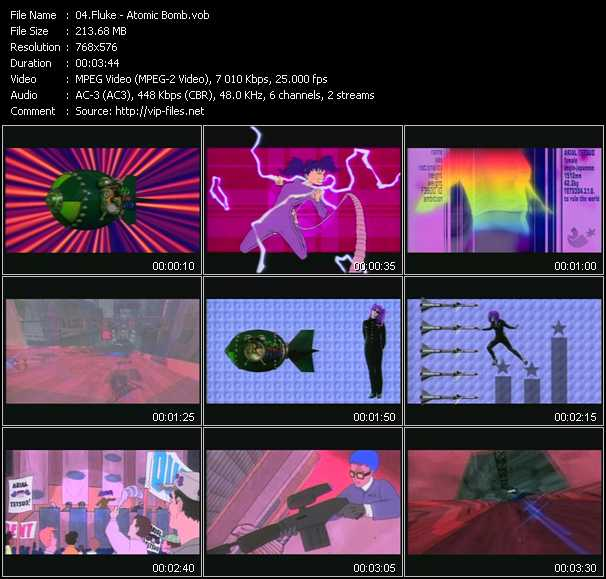 Fluke video screenshot