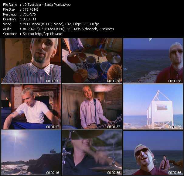 Everclear video screenshot