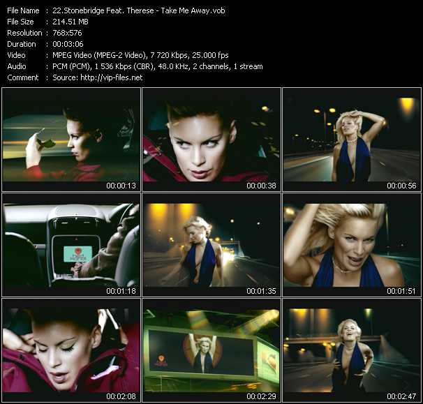 Stonebridge Feat. Therese video screenshot