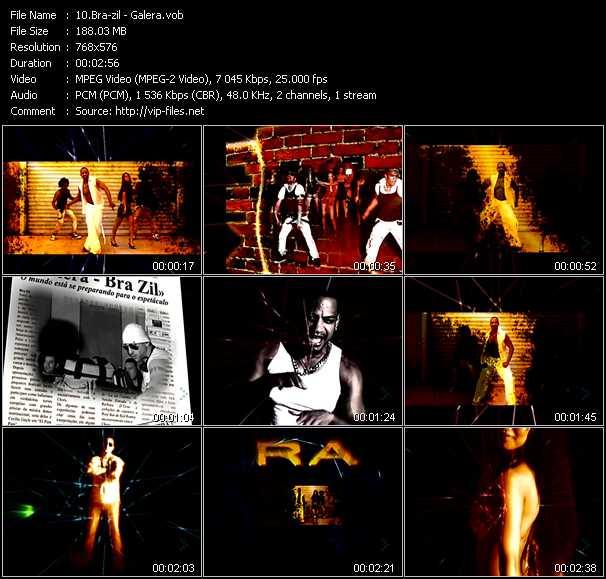 Bra-zil video screenshot