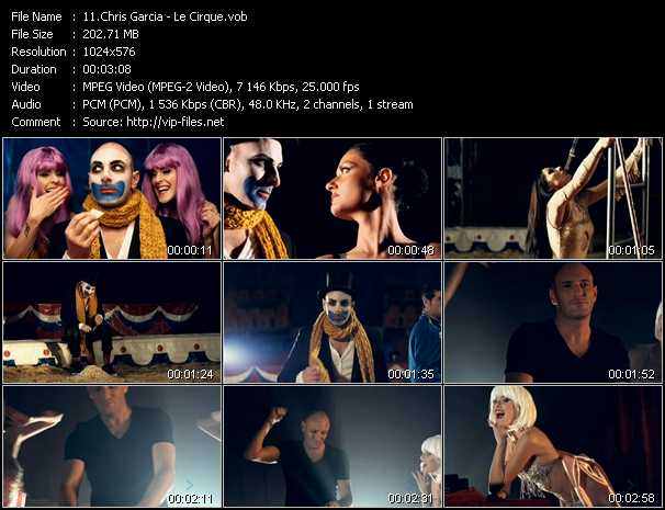 Chris Garcia video screenshot