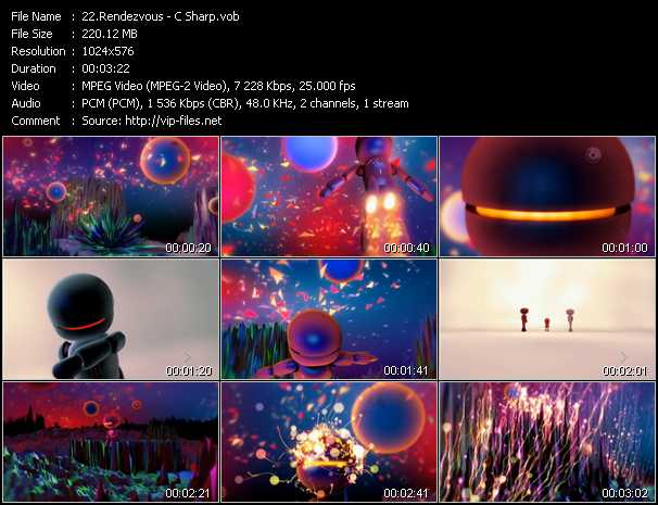 Rendezvous video screenshot