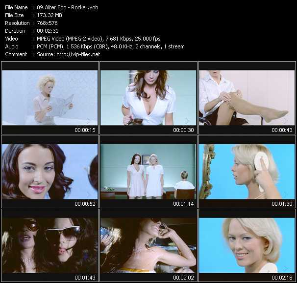Alter Ego video screenshot