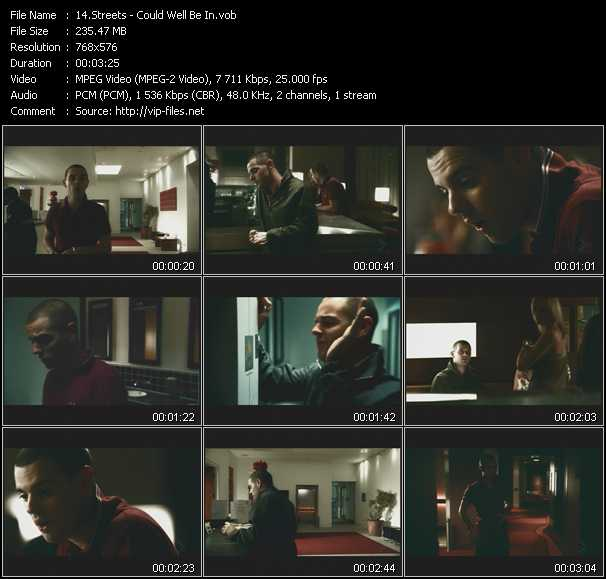 Streets video screenshot