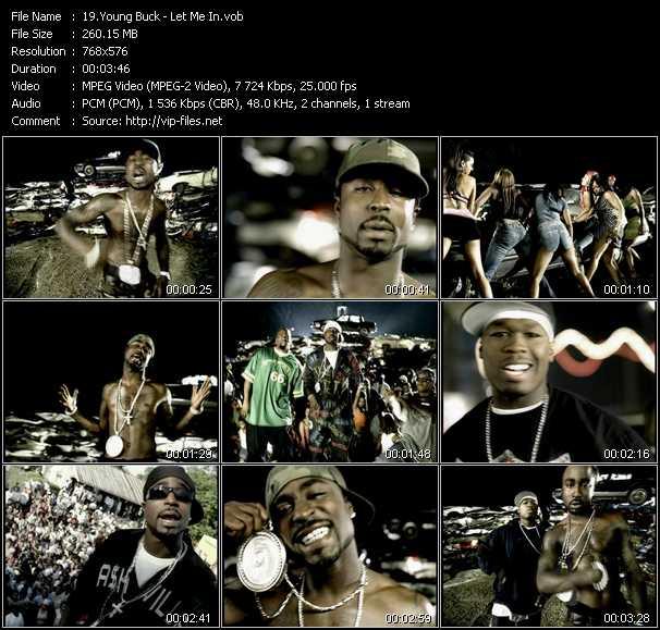 Young Buck video screenshot
