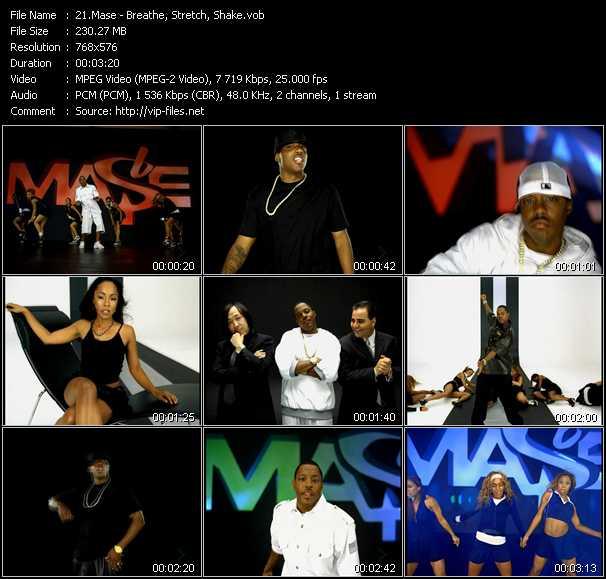 Mase video screenshot